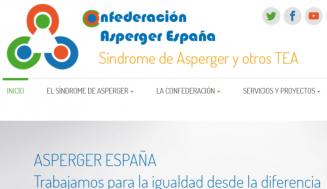 Asociaciones Asperger federadas en CONFAE. Datos de contacto.