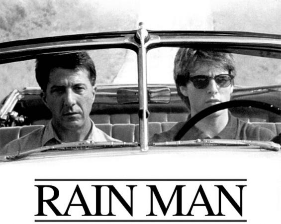 rain man el clásico del autismo