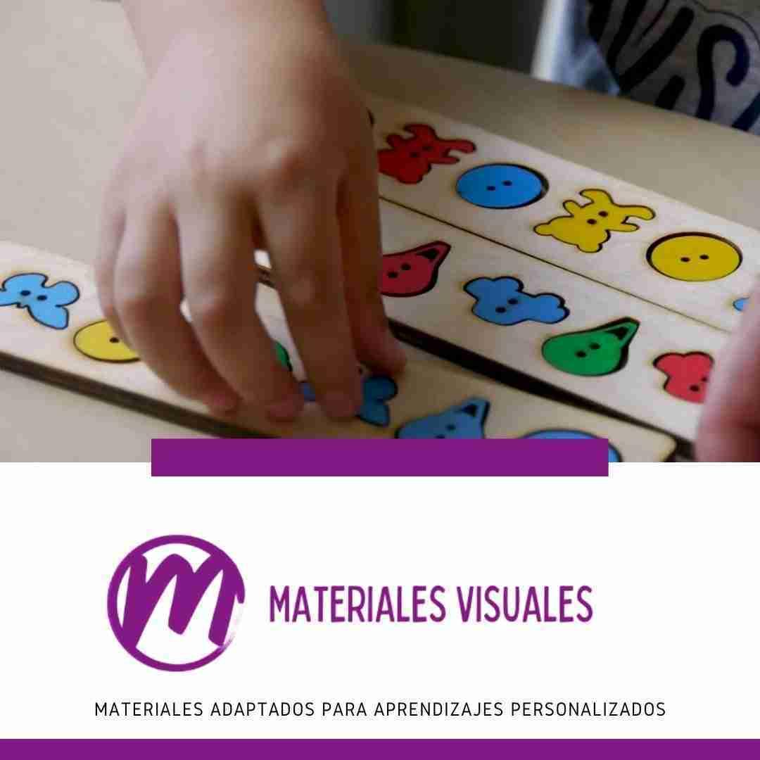 materiales visuales autismo